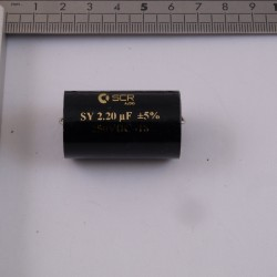 Tin Series SY 2.2 Capacitor