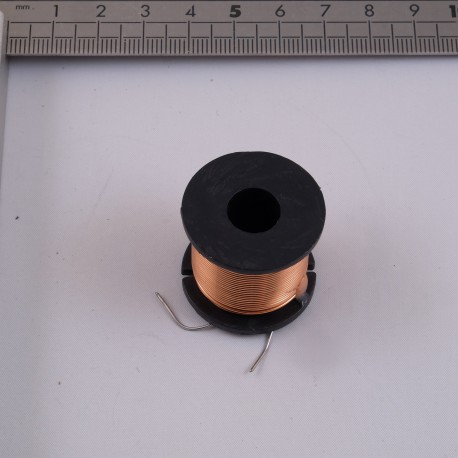 Air self 0.5mH section 0.6mm