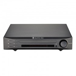 CDP 9 - CD player, USB 32/384 DAC, preamp.