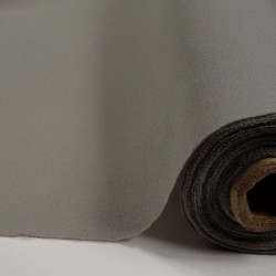 Gray acoustic fabric by the meter (width 85 cm)