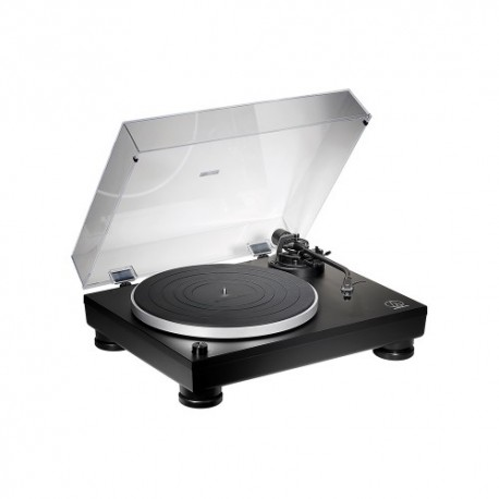 Platine vinyle manuelle AT-LP5X (cellule MM AT-VM95E et préampli phono inclus)