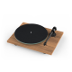 Platine vinyle manuelle T1 (cellule OM5e MM inclue)
