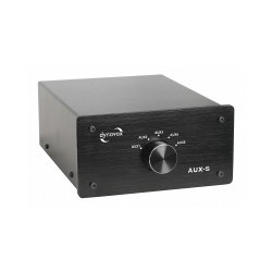 Dispatch 1 ampli - 5 sources - Dynavox