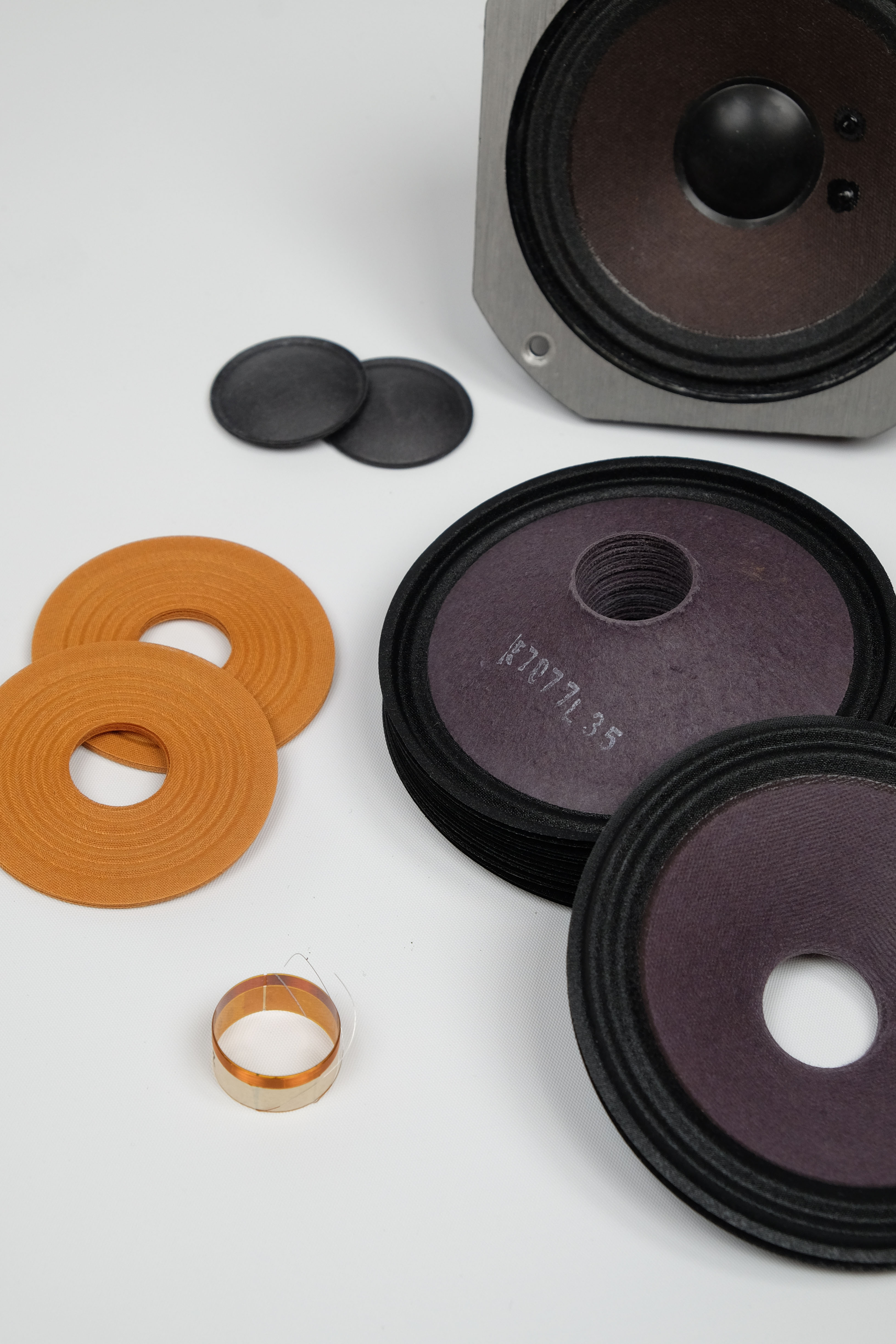 Recone kit of a JBL LE 5